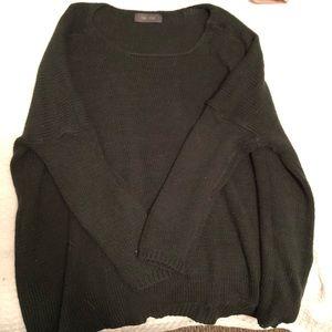 Oak+Fort green sweater